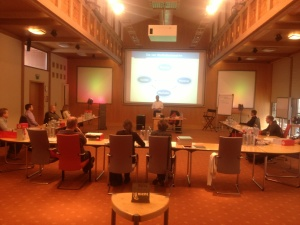 Seminar der Führungskräfte der Gemeinhardt Gerüstbau Service GmbH