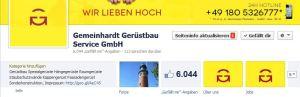 6000 Facebook-Fan